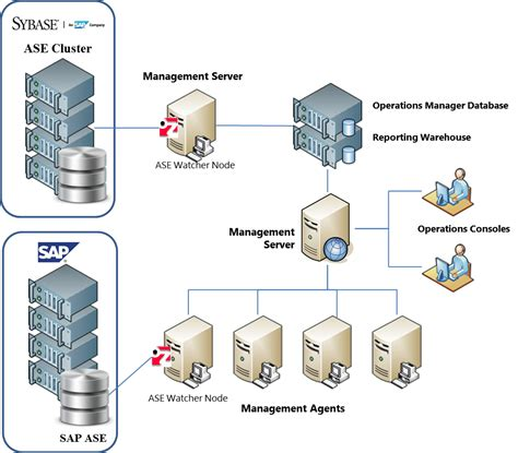 Sap Typical Hardware Diagram by Sap Ase Management Pack For System Center Operations Manager