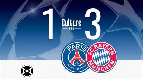 Match : PSG/Bayern (1-3), le résumé vidéo | CulturePSG
