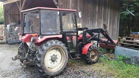 traktor mit frontlader und allrad lindner traktor 4020 mit allrad und frontlader