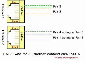 Automotif Wiring Diagram  Cable Systemscat5 Cat5e Cat6