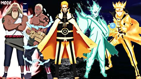 Top 10 Strongest Chakra Mode Users(naruto Shippuden