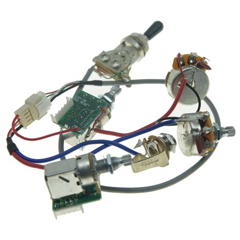 Original Guitar Pickup Pro Wiring Harness Quick Connect