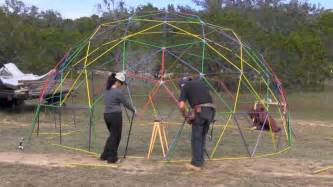 building a geodesic dome diy projects craft ideas how to s for home decor with