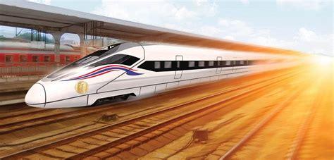 รถไฟความเร็วสูงไทย-จีน หารือครั้งล่าสุด คมนาคม เตรียมดัน ...