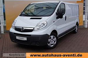 Opel Vivaro L2h1 2 0cdti Cargo Vans  115hp  2 9t 2011 Box