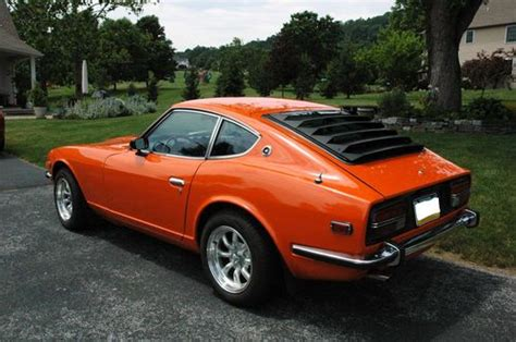 70 Datsun 240z by Sell Used 1973 Datsun 240z Automatic Version Of