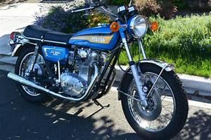 Yamaha Tx650    Xs650 1973 Beautiful Original 7200 Miles Xs