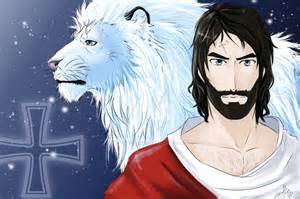 Yeshua as Lion of Judah Images