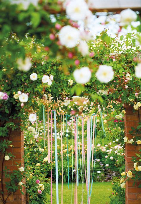Herbst Deko Gartenparty by Gartenparty Dekoration Gartenzauber