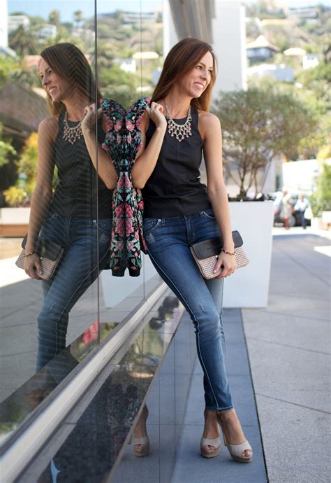 Black Jeans Summer Outfit   www.pixshark.com - Images Galleries With A Bite!