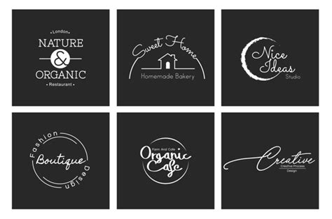fashion logo vectors   psd files