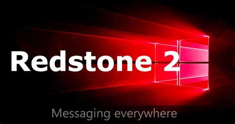 redstone ls plus 1710 windows 10 microsoft ne sait pas quoi faire avec