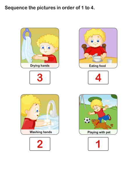 print  worksheet  personal hygiene  learning