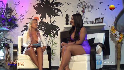 Jenny Scordamaglia And Yarishna Ayala Interview Nude