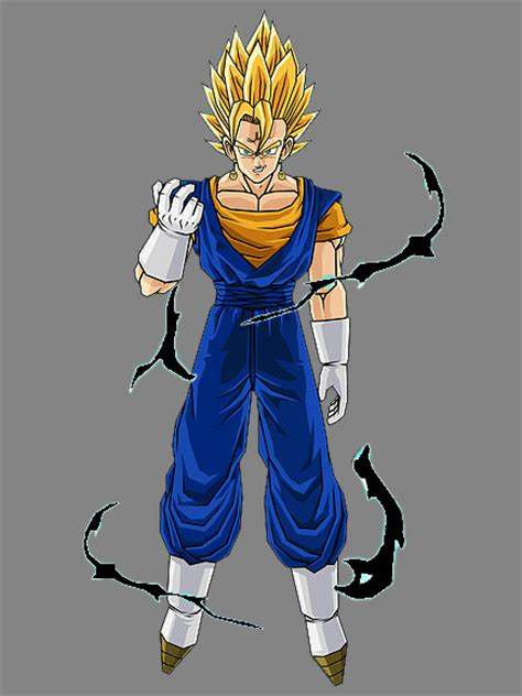 majin vegito genkidamaxl s version ultra dragon ball wiki