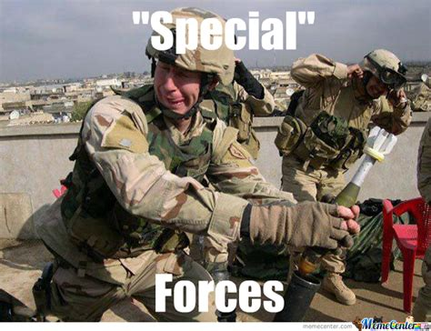 Special Meme - quot special quot forces by twiizted meme center