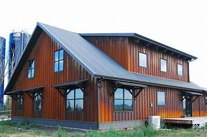 house siding options plus costs pros cons 2018 With corrugated steel siding cost