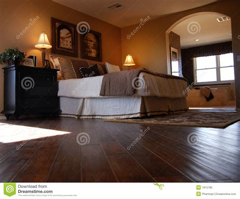 luxury flooring luxury bedroom with hardwood flooring stock image image of furniture texture 1915785