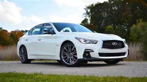 infiniti  red sport  review tragically flawed