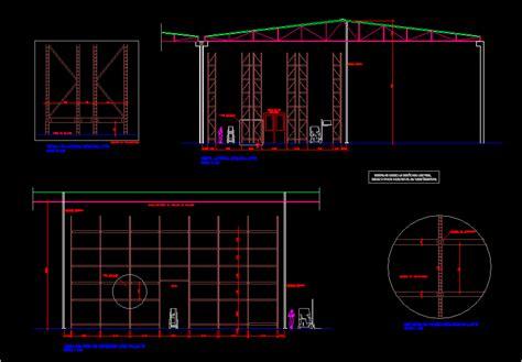 racks dwg detail  autocad designs cad