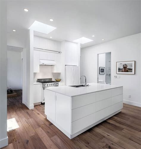 cocina moderna blanca cocinas modernas cocinas blancas