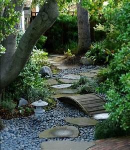 Idée Jardin Zen : jardin zen 80 id es pour am nager un petit paradis paisible l ext rieur obsigen ~ Dallasstarsshop.com Idées de Décoration