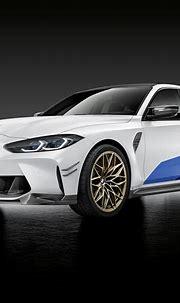BMW M3 Competition 4K Wallpaper, M Performance Parts, 2020 ...