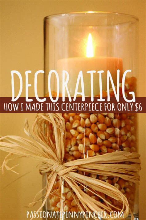 how to make a fall centerpiece diy fall centerpieces you will fall in love with