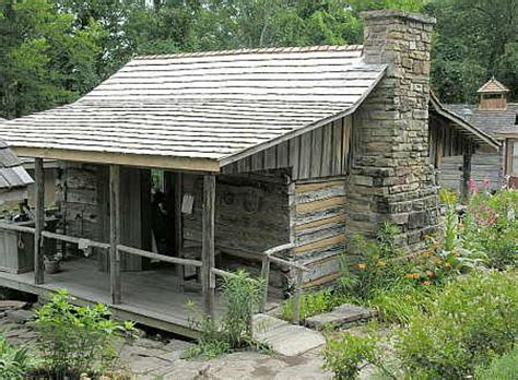 arkansas mountain cabins ozark style log cabin at ozark folk center living