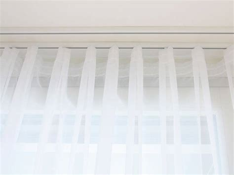 Vorhang Für Vorhangschiene by Vorh 228 Nge Aufh 228 Ngen M 246 Glichkeiten Weisservorhang Ch