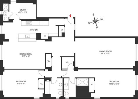 kitchen dining room floor plans what is a six streeteasy