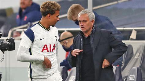 Jose Mourinho agrees with Eric Dier as Tottenham boss ...