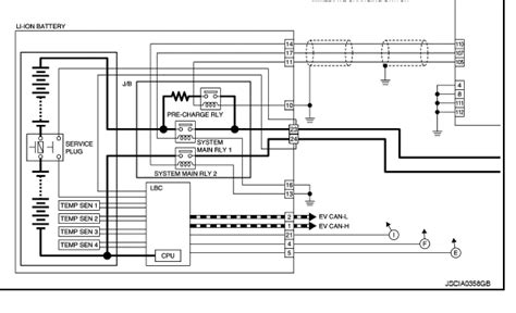 nissan battery diagram 22 wiring diagram images wiring