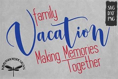 Memories Making Together Vacation Cart Designer