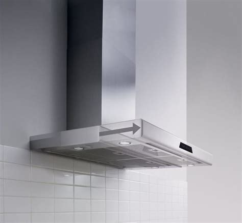 thermador hddwfs   wall mount chimney range hood