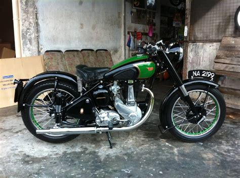 Bsa 1938 Classic Vintage Made In The Uk Motorcycle