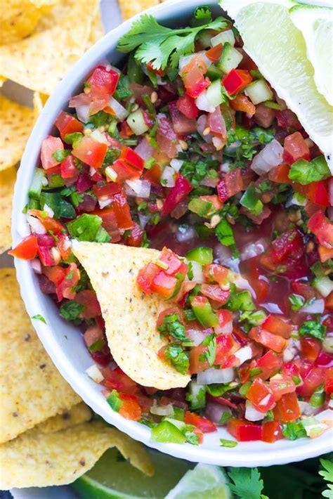 how to make salsa the best homemade fresh tomato salsa little broken