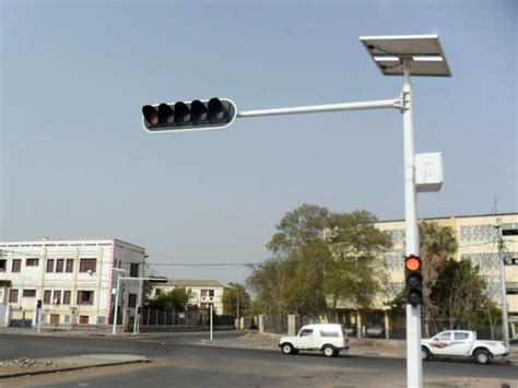 solar traffic lights complete green energy solutions