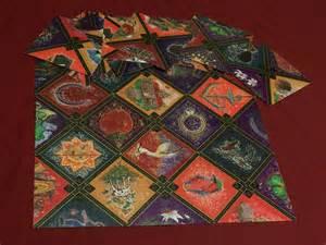 Universal Waite Tarot Deck Images by Russian Gypsy Tarot Deck