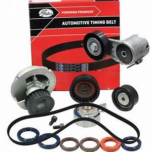 Timing Belt Kit   Water Pump For Holden Viva Jf F18d3 1 8l