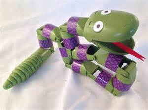 Blind Squirrel Toy Story Snake