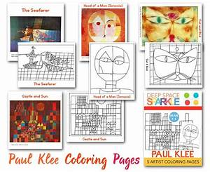 17 Best Images About Paul Klee  Art Project For Kids On