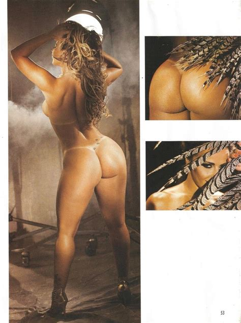 viviane araujo nude in sexy magazine brazil your daily