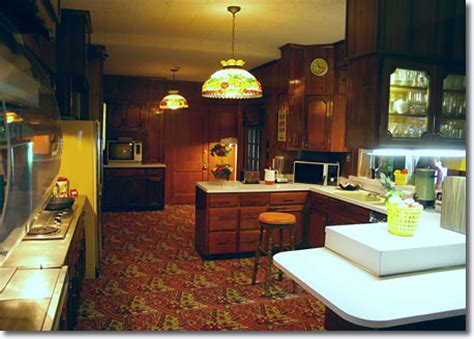 www kitchen interior design photo elvis new gates at graceland in 1957 april 1977