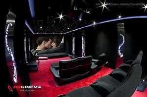HOCINEMA, la salle home cinéma Ara en détail
