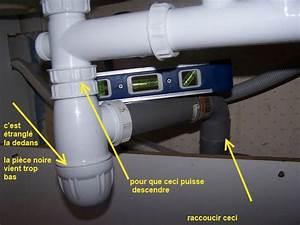 Siphon Extra Plat Lavabo : probl me vacuation siphon ~ Dailycaller-alerts.com Idées de Décoration
