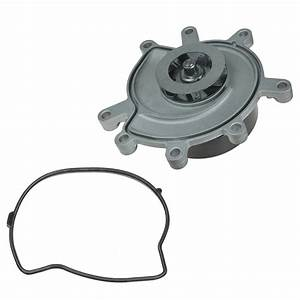 Water Pump New For Chrysler Dodge Jeep Mitsubishi Ram 3 7l