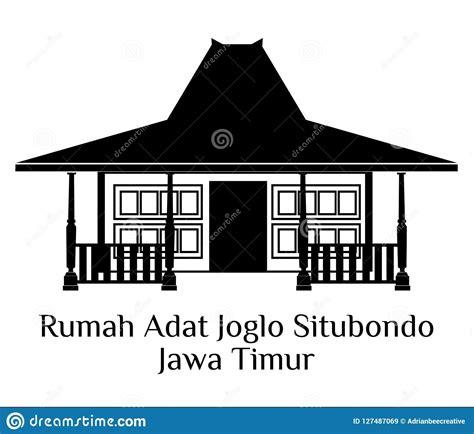sketsa gambar rumah adat papua