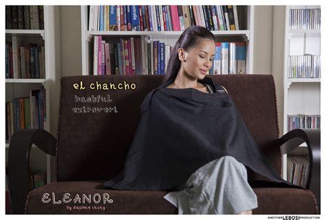 E L E A N O R El Chancho Nursing Poncho