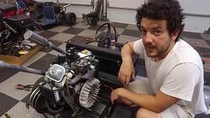 670cc Go Kart Performance Modding